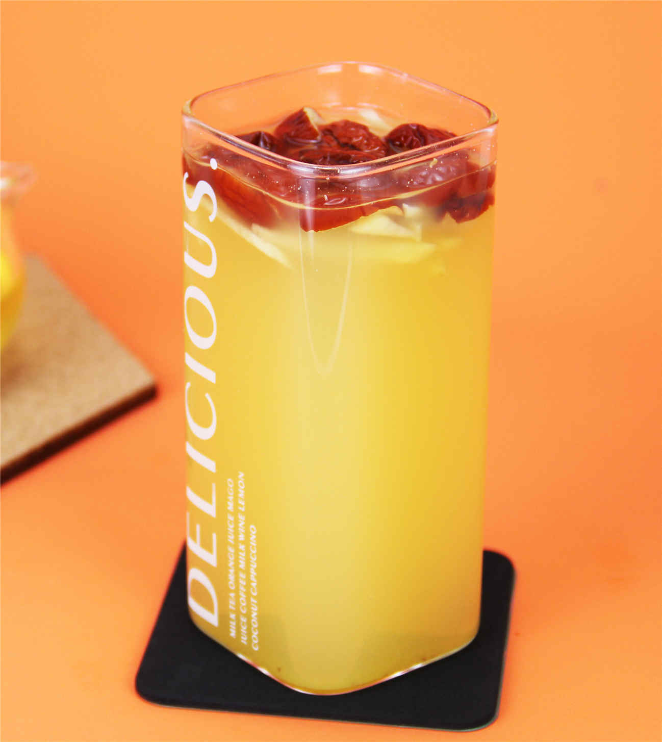 姜汁檸檬米酒