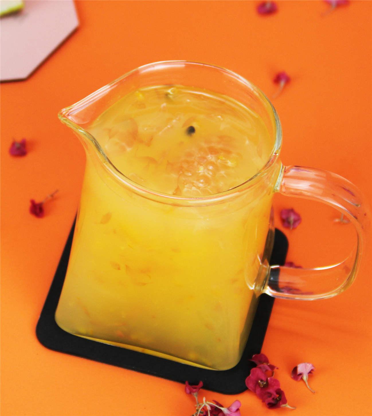 柚子百香米酒